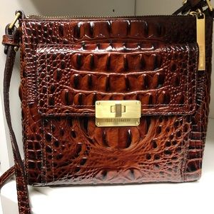 Brahmin Melbourne Manhattan Crossbody